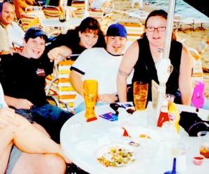 Our original crew circa 2003