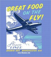 Great-food-fly